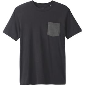 Prana Pocket - T-shirt manches courtes Homme - noir